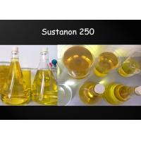 Wholesale Injectable Anti Estrogen Testosterone Sustanone 250 mixed blend oil for Male Muscle Building from china suppliers