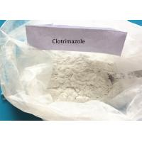 Buy cheap Active Pharmaceutical Clotrimazole For Antifungal CAS 23593-75-1 from wholesalers