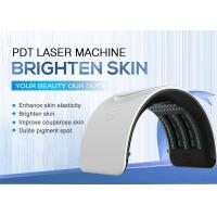 Buy cheap ABS Material PDT LED Light Therapy Skin Care Machine With ISO CE Approved from wholesalers