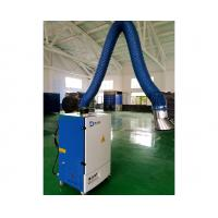 Buy cheap Qingdao Zhongke Tianyuan DE series mobile welding fume extractor from wholesalers
