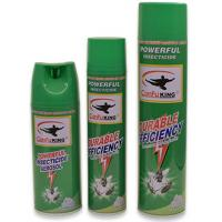 Wholesale off mosquitoes cockroaches flying insects crawling insects killer aerosol spray from china suppliers