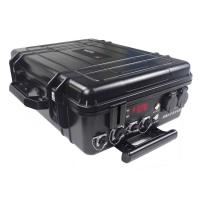 Wholesale SH2000 Luggage Upright 18650 Lithium Battery Portable Emergency Communication UPS 2000W from china suppliers