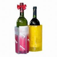 Buy cheap Wine Cooler Bags, Eco-friendly, Available in Various Sizes and Colors product