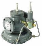 Buy cheap Rtj-100/0.8n (size: 4) Gas Pressure Regulator from wholesalers