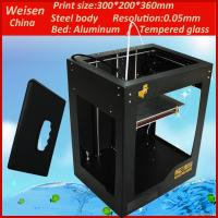 Buy cheap New low price PLA 3d printing machine for sale from wholesalers