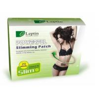 100% Original Leptin Powerful Safe Weight Loss Slimming Patches For Abdomen Obesity Manufactures