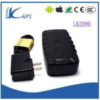 Buy cheap Gps Tracking Locator 3G With 120 Days ----Black LK209B-3G from wholesalers