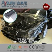 Buy cheap Car body protective film roll Car paint protection film material in roll from wholesalers