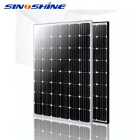 Buy cheap Factory Directly Selling standard mono solar panel 270w with Solar cell silicon nitride coating from wholesalers