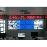 Buy cheap 5.3mm LCD Splicing Screen Broadcast Video Wall 55'' For Security Monitoring Center from wholesalers