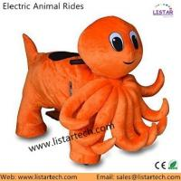 Buy cheap Electrical Animal Ride with Rechargeable Battery, Hot Sale Battery Animal Ride Car from wholesalers