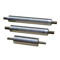 Buy cheap Laminating Anilox Rollers / Laminate Pinch Roller Customized Roll Coating from wholesalers