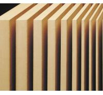 Buy cheap E0 E1 Moisture Resistant MDF Board / Morden Medium Density Fiberboard Panels from wholesalers