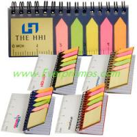 Buy cheap Pocket Jotter with Ruler & Stickies from wholesalers