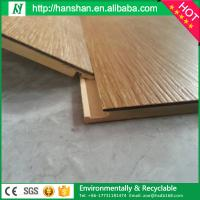 Plastic Flooring Type and Simple Color Surface Treatment Commercial pvc flooring Manufactures