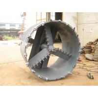 Buy cheap Drilling Augers Buckets Foundation Drilling Tools Three Wing Core Barrel for Rock Drilling Equipment from wholesalers