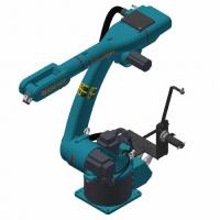Buy cheap Servo Control Small Robot Arm Digital I O Interface Interface With 200M Memory Space from wholesalers