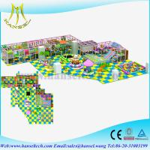 China Hanselhot selling kids play ground equipmentkids toy indoor playground on sale