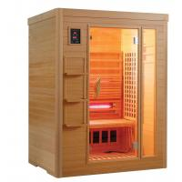 Buy cheap 3people far infrared sauna room from wholesalers