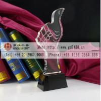 Buy cheap supply China crystal trophy from wholesalers
