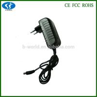 Wholesale dc ac power adapter 12v 1a 1.5a 2a 5V 1A 2A 110v-240v AC to DC for LED from china suppliers