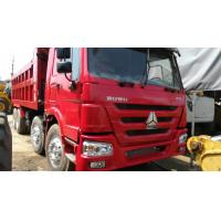 Buy cheap 12 Tyres Used Dump Truck Howo 375 Dump Truck 8 * 4 Wheels Big Load Capacity 40 Ton from wholesalers