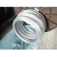 Buy cheap Durable Galvanised Steel Wire , Tower Guy Wire 900-1720 Mpa Tensile Strength from wholesalers