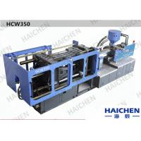 Buy cheap Four Cavities Plastic Injection Molding Mchinery With 350Ton Servo Energy Saving product