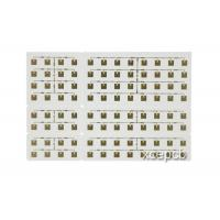 Buy cheap Gold Plating Rogers 0.2MM Board Thickness Custom Printed Circuit Board Manufacturing Process from wholesalers