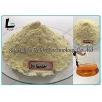 Yellow Parabolan Muscle Growth Powder Trenbolone Enanthate For Bodybuilding