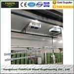 Buy cheap Rigid Polyurethane foam walk-in freezer insulated panel from wholesalers