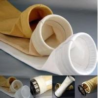 Buy cheap High temperature resistance Nomex/nomex dust filter bag 550gsm from wholesalers