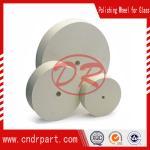 Buy cheap polishing wheel on glass polishing beveling machine from wholesalers