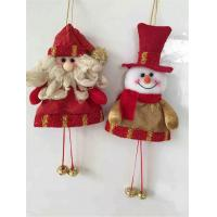 Christmas hanging ornament  christmas wonderful doll toy decoration Manufactures