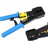 Wholesale CAT5E / CAT6 LAN Cable Accessories Shield / Unshield Crimping Tools Crimper from china suppliers