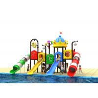 Buy cheap Stainless Steel Fasteners Small Plastic Playground 6 Colors For Summer from wholesalers