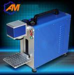 Buy cheap fiber laser 3d laser printer for stainless steel metal plate aluminum silver gold fiber from wholesalers