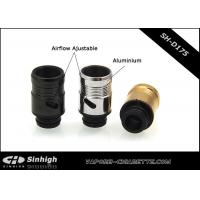 Buy cheap Aluminium / Delrin 510 Drip Tips Airflow Control Drip Tips from wholesalers