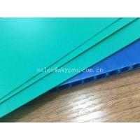 Buy cheap Waterproof Flute Plastic PP Hollow Sheets Printed Sign Polypropylene Protection from wholesalers
