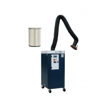 Buy cheap Polyester Filter Welding Industrial Fume Extractor from wholesalers