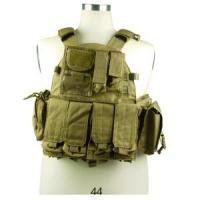 Buy cheap Airsoft 1000D Molle Tactical Combat Vest from wholesalers