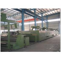 Buy cheap Non - Woven Cloth Finishing Machines Tension Free Chamber Floor Thickness 80mm from wholesalers