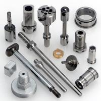 Buy cheap CNC Turning Processing Machine Parts Precious Metal Surface Polishing from wholesalers