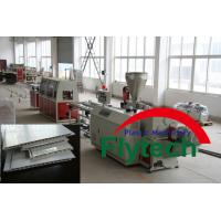 Wholesale LAMINATION PVC CEILING PANEL PRODUCTION LINE / 100-603MM PVC CEILING PANEL EXTRUSION MACHINE / PVC PROFILE EQUIPMENT from china suppliers