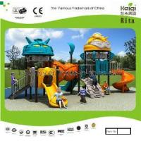 Wholesale 2012 New Robot Series Outdoor Playground (KQ10112A) from china suppliers