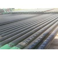 Wholesale Anti Rust Seamless Black Steel Pipe , Carbon Steel Seamless Tube ASTM A53 from china suppliers