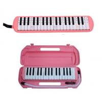 Wholesale ABS Plastic Shell Copper board 37 key Melodica kids toy with plastic box-AGME37A-2 from china suppliers