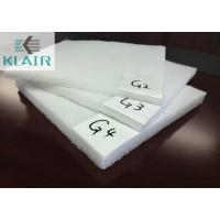 Wholesale Synthetic Filter Media Rolls , Air Filter Media With High Dust Holding Capacity from china suppliers