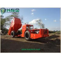 Buy cheap RT - 12 Commercial Dump Truck With DEUTZ Air Cooled Diesel Engine from wholesalers