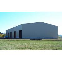 Buy cheap Pre Engineered Steel Structure Frame Warehouse / Light Steel Structure Metal Sheds from wholesalers